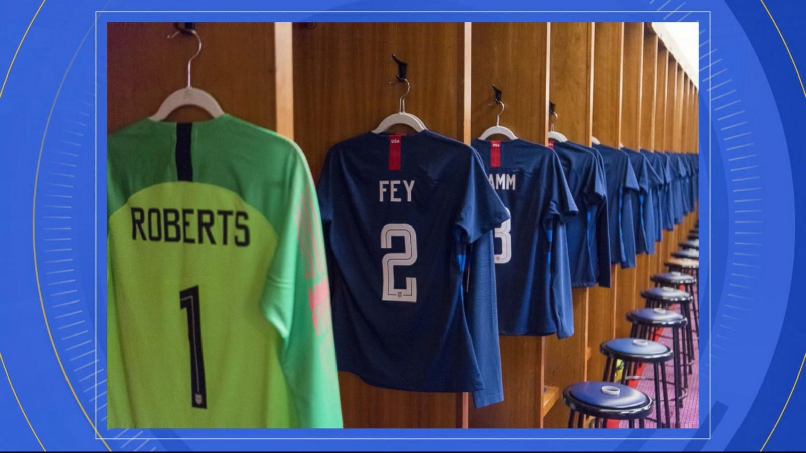 d5245c65b One crazy dreamer inspires the next   Women s national soccer team ...