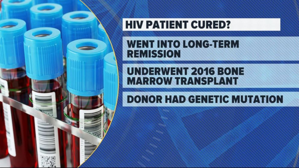 The 'London Patient' goes into HIV remission: Here's what that means