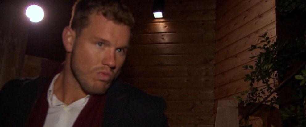 VIDEO: Bachelor fans go wild after Colton jumps fence