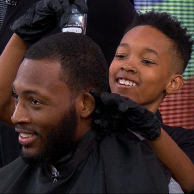 Hair help for kids! Chicago's Styles 4 Kidz | GMA