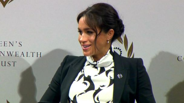 Duchess Meghan speaks out about female empowerment