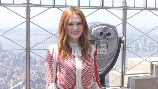 Julianne Moore reveals being fired from 'Can You Ever Forgive Me?'