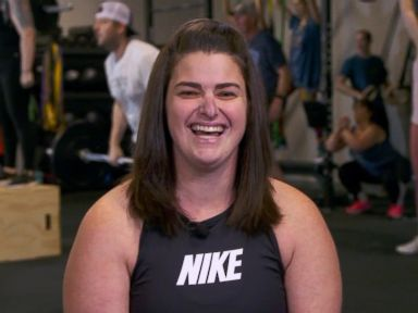 WATCH: How a cancer survivor became the 1st CrossFit Level 2 trainer with cerebral palsy