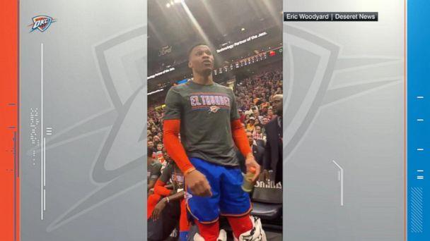 Fights erupt at multiple NBA games