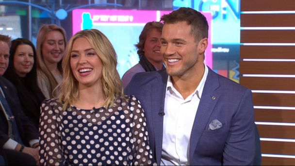 Colton and Cassie open up about their journey to love