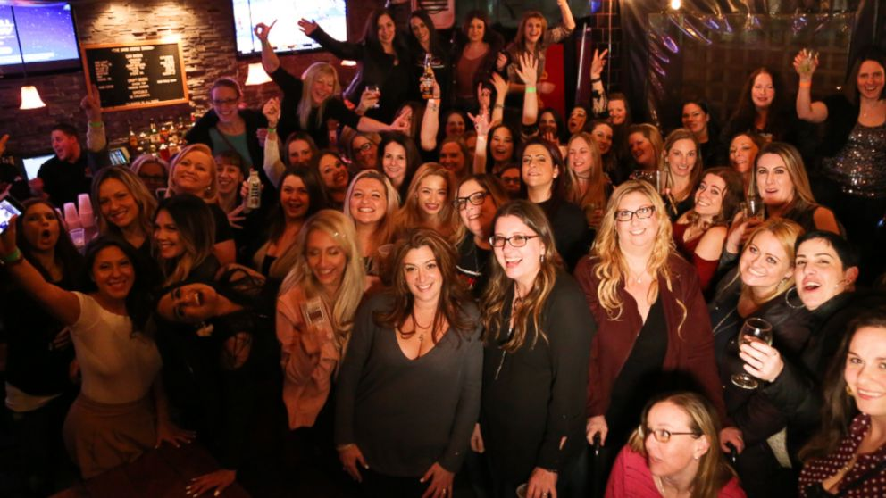 There's a real life 'Bad Moms' group and we attended one of their epic parties