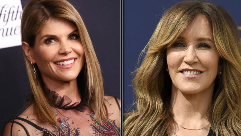 Massive college admissions cheating scandal snares Hollywood