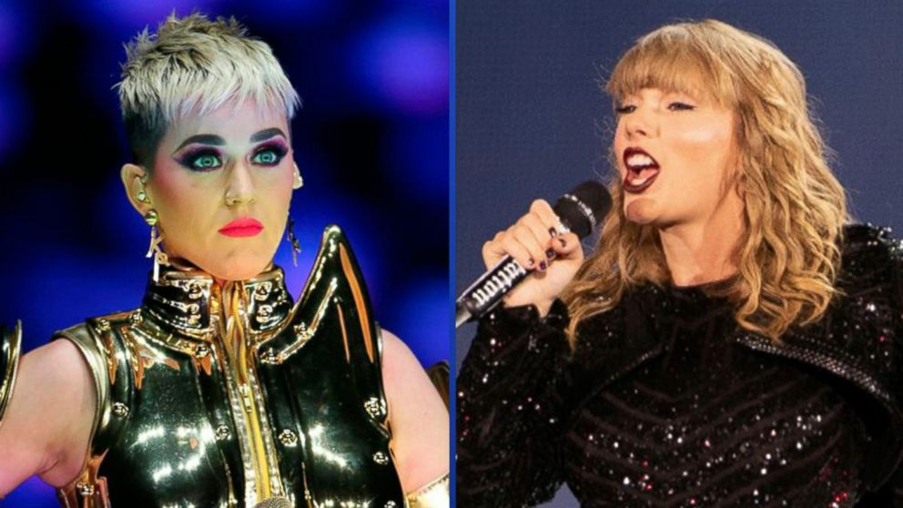 Katy Perry and Taylor Swift collaboration?
