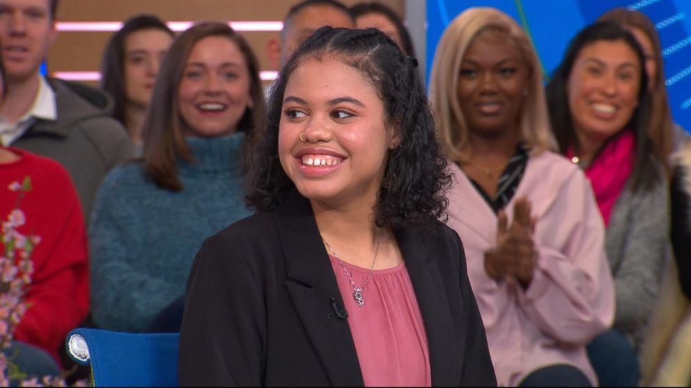 Gifted 16-year-old student will use new license -- to drive herself to law school