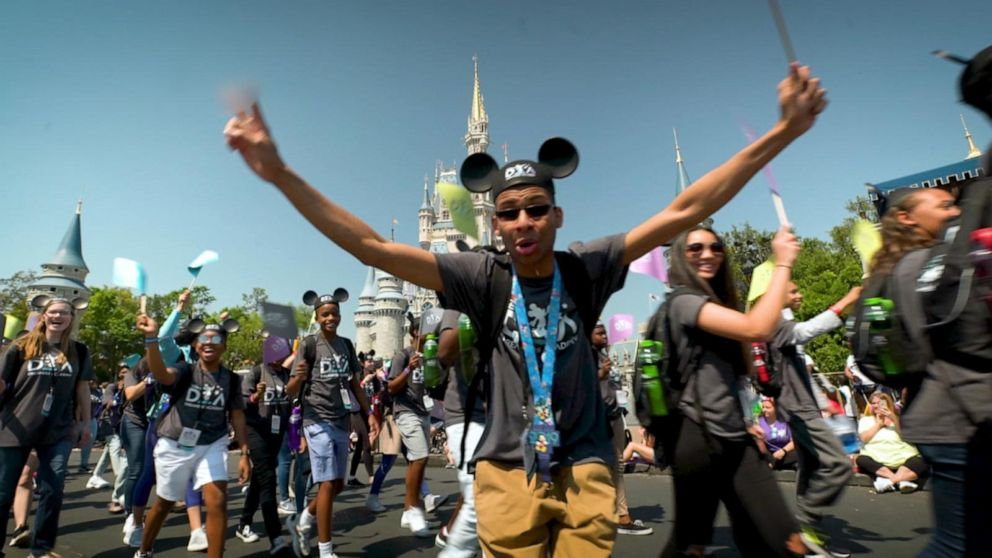How the Disney Dreamers mentorship program is changing lives