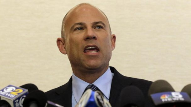 Michael Avenatti arrested, charged with extortion