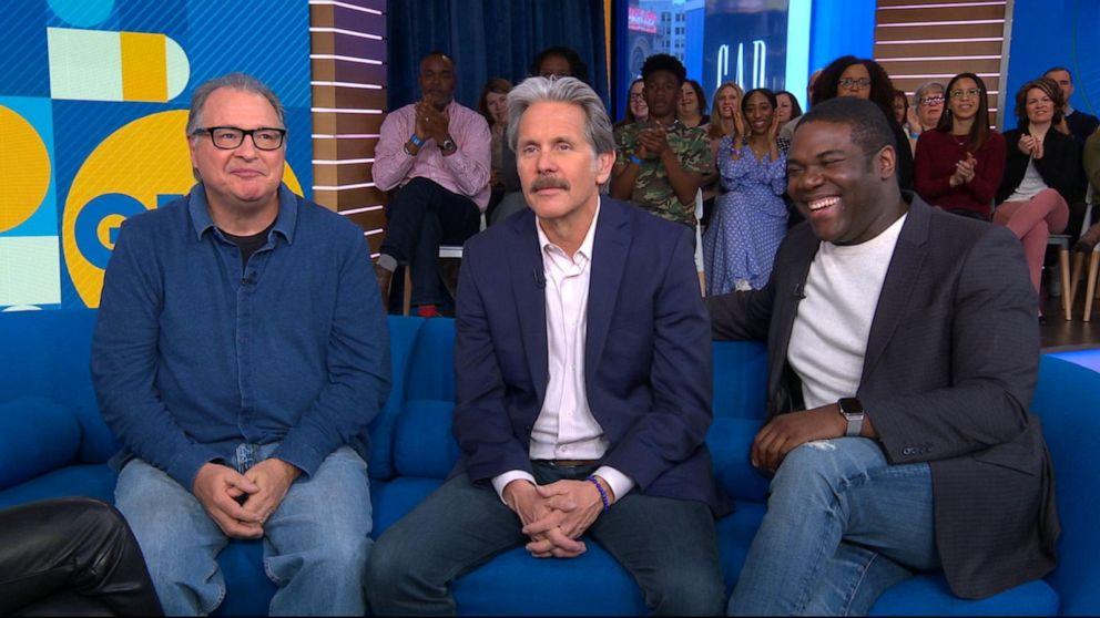 Kevin Dunn Sam Richardson And Gary Cole Talk Final Season Of Veep