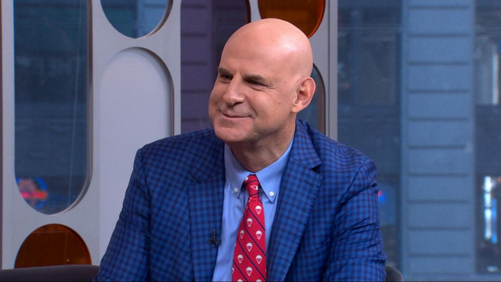 Harlan Coben talks about 'Run Away' Video - ABC News