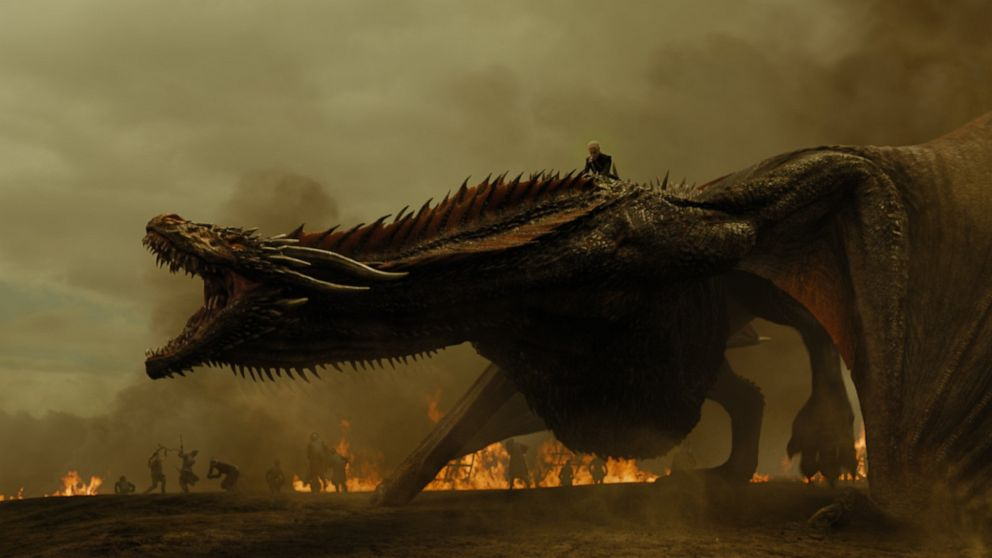 A history of the fire-breathing, crazy cool dragons on 'Game of Thrones'