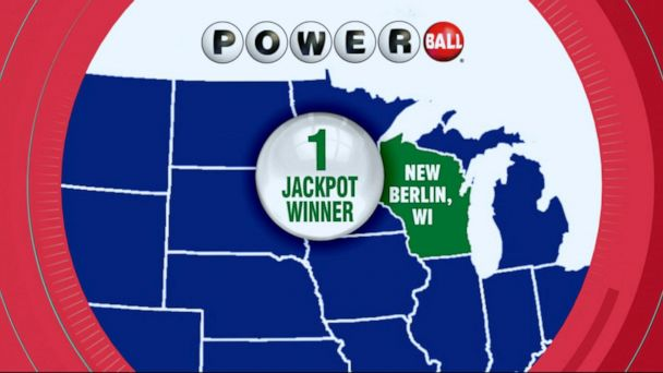 Winning $768 million Powerball ticket sold in Wisconsin
