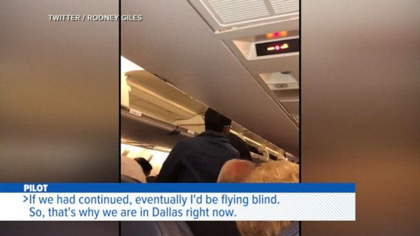 Plane diverts after when cockpit screens go blank