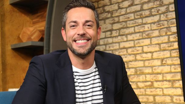 'Shazam!' star Zachary Levi on joining the superhero world
