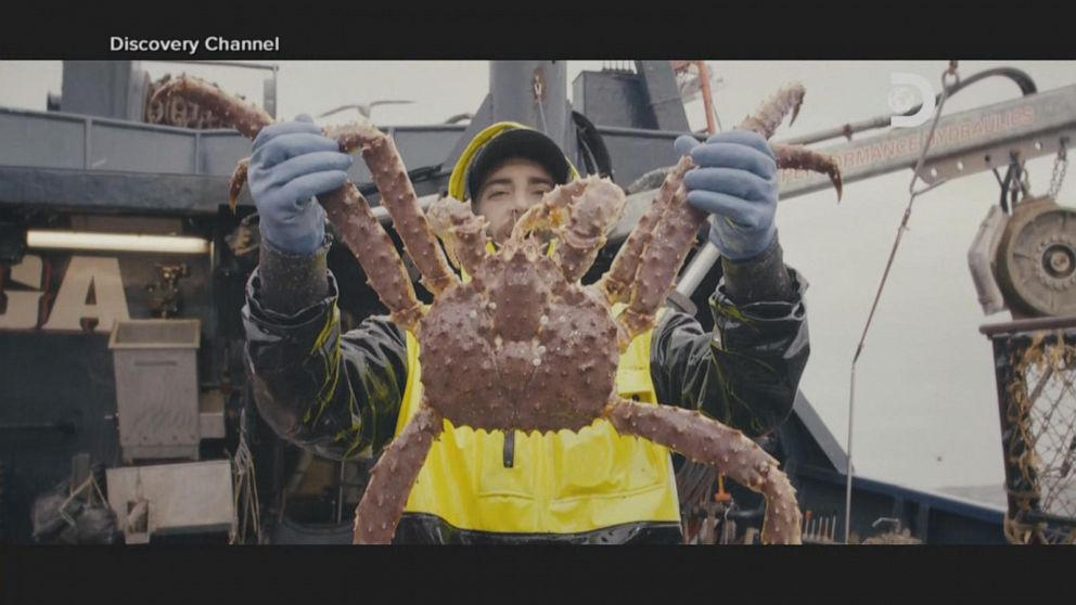 Cracking crabs with the 'Deadliest Catch' crew