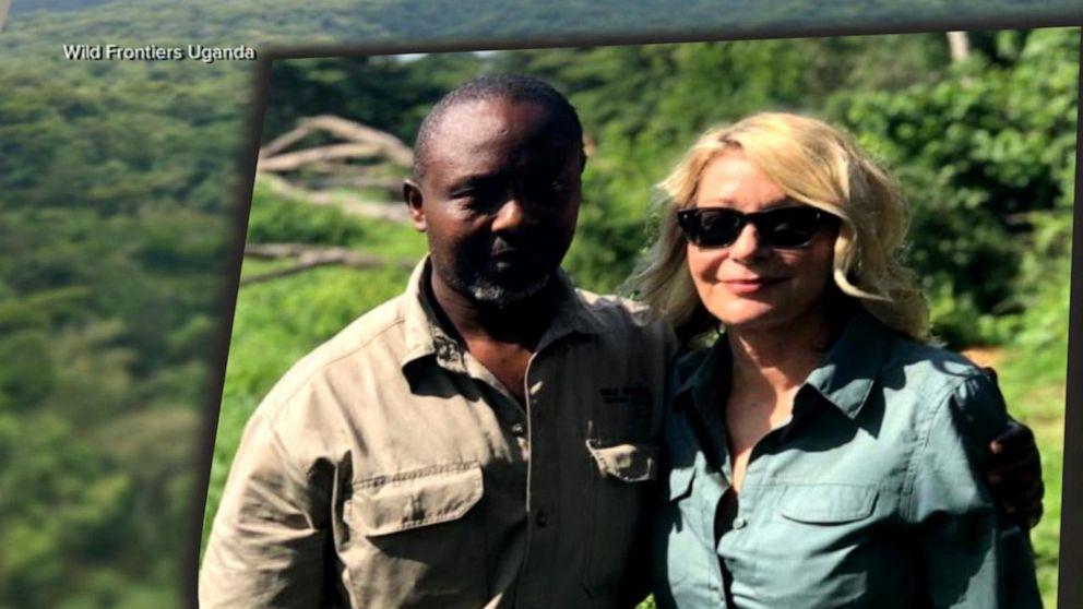 American tourist kidnapped on safari in Uganda begins