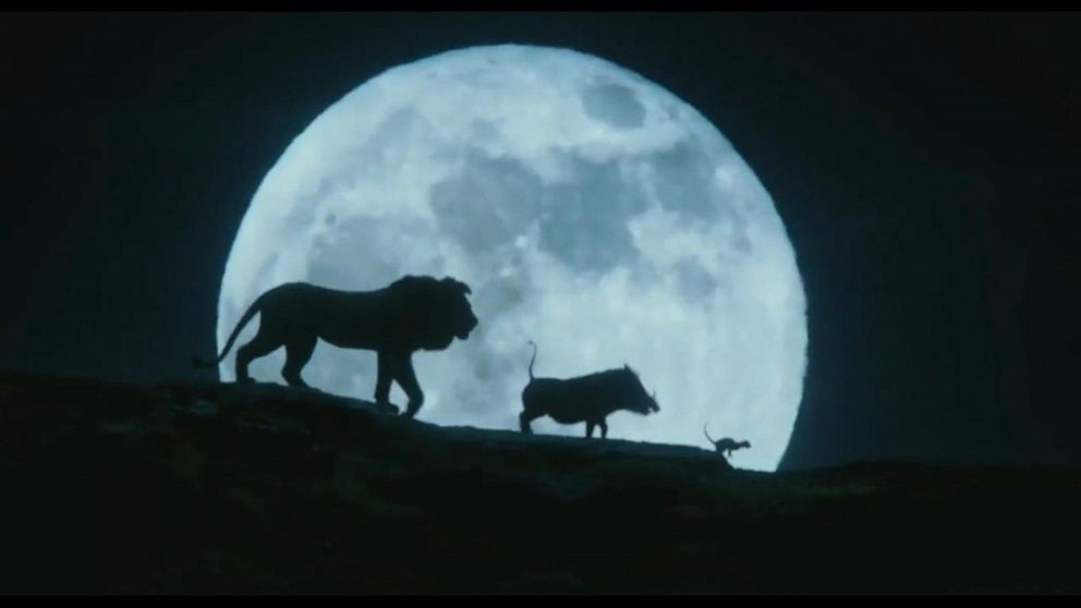 New Lion King Live Action Trailer Will Give You Chills