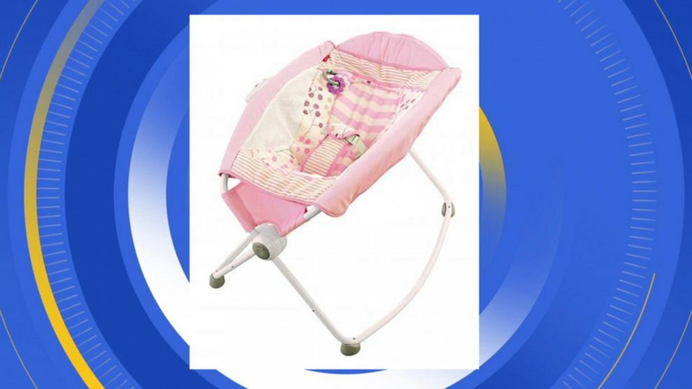 Pediatricians Urge Recall Of Fisher Price Rock N Play Sleeper Over Infant Deaths Abc News
