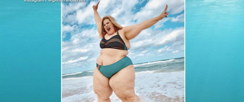 VIDEO: Why a photo of a plus-sized model in a bikini has divided Twitter