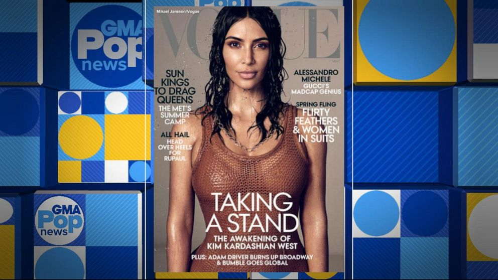 Kim Kardashian West on studying for bar exam: 'You can create your own lanes'