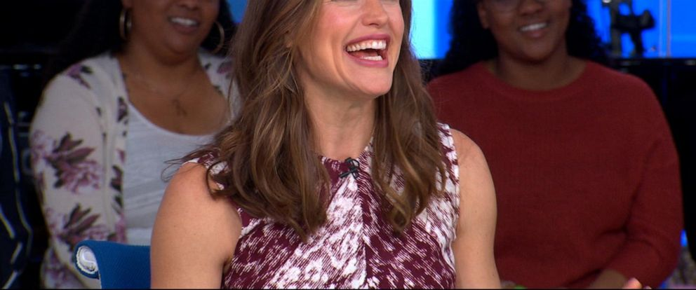 VIDEO: Jennifer Garner opens up about Once Upon a Farm