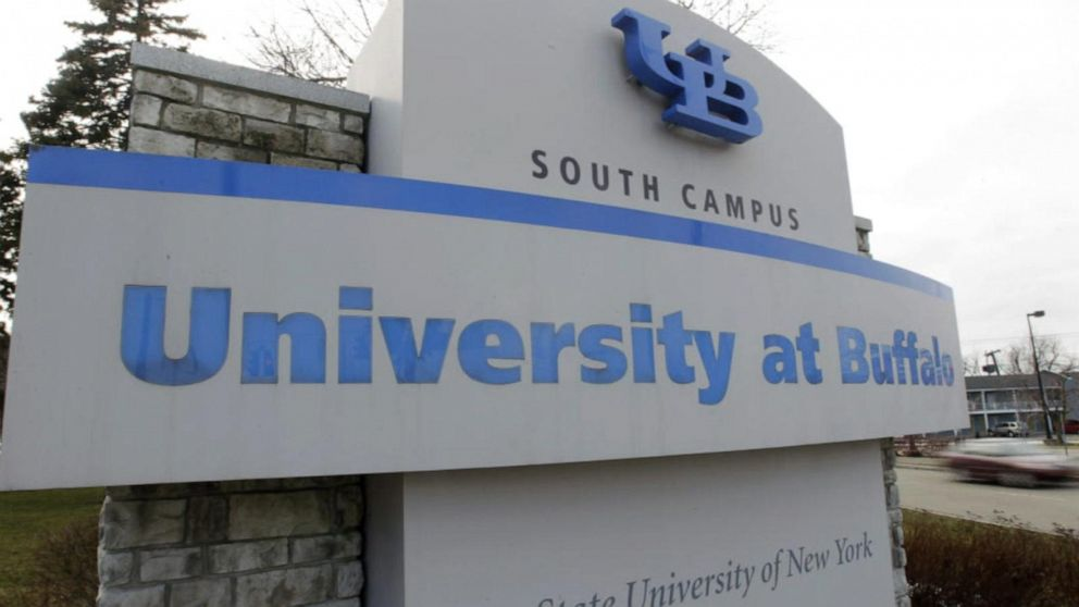University at Buffalo student critically injured in