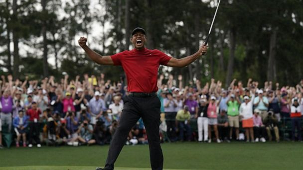 How Tiger Woods recovered to win 2019 Masters