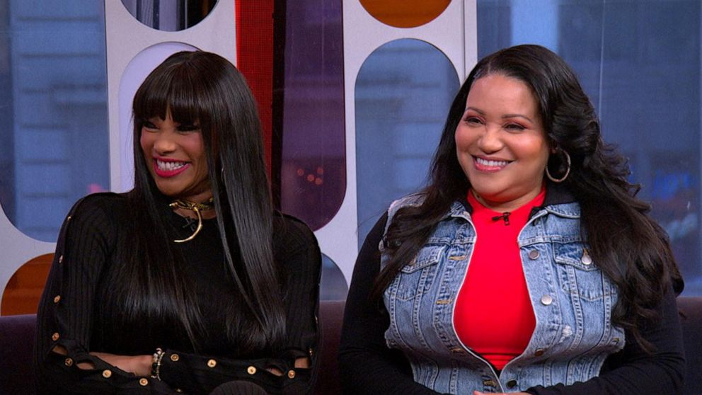 Salt-N-Pepa on Peppa Pig, today's hip hop and 'Ladies Night'