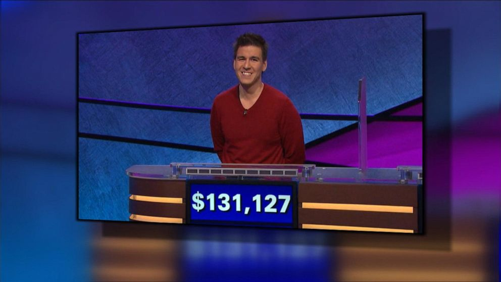 Reigning 'Jeopardy!' champ sets new single-game record