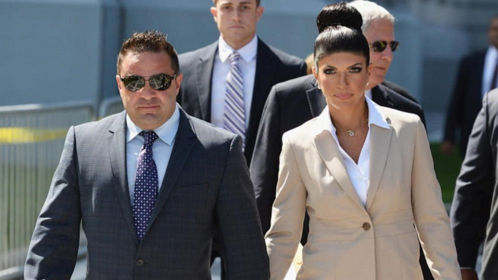 'Real Housewives of New Jersey' star Joe Giudice's immigration appeal denied