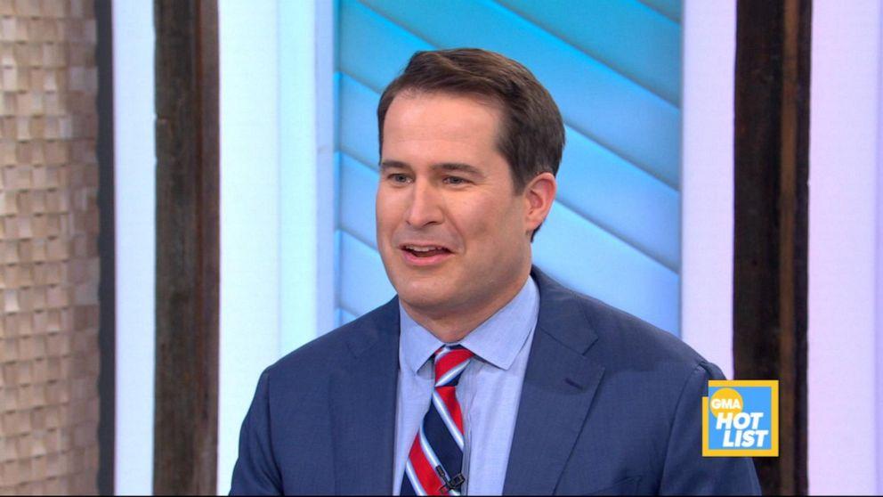 'GMA' Hot List: Rep. Seth Moulson announces his 2020 presidential run