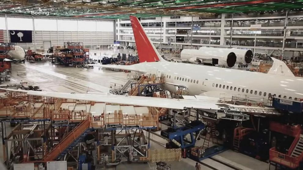 """Black Boeing employee sues company after finding noose at desk, says """"my work life is degrading"""""""