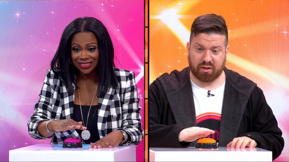 Superstar vs. superfan with surprise guest Cynthia Bailey
