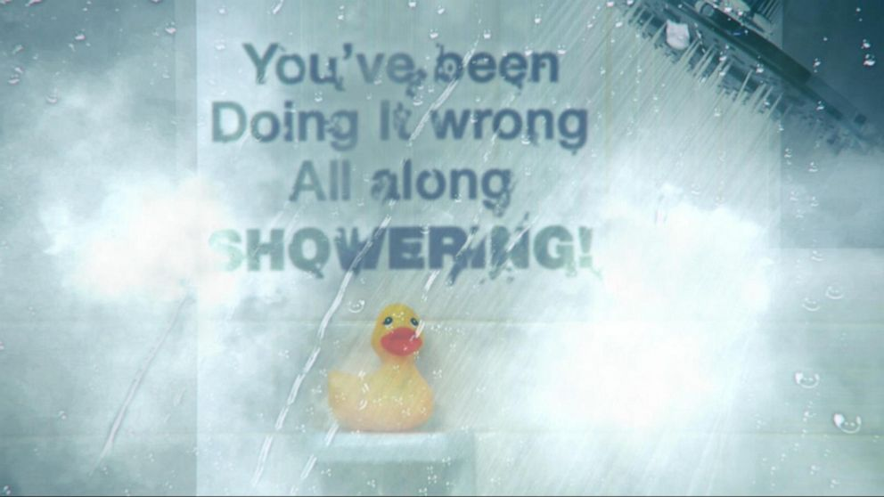The truth about showering