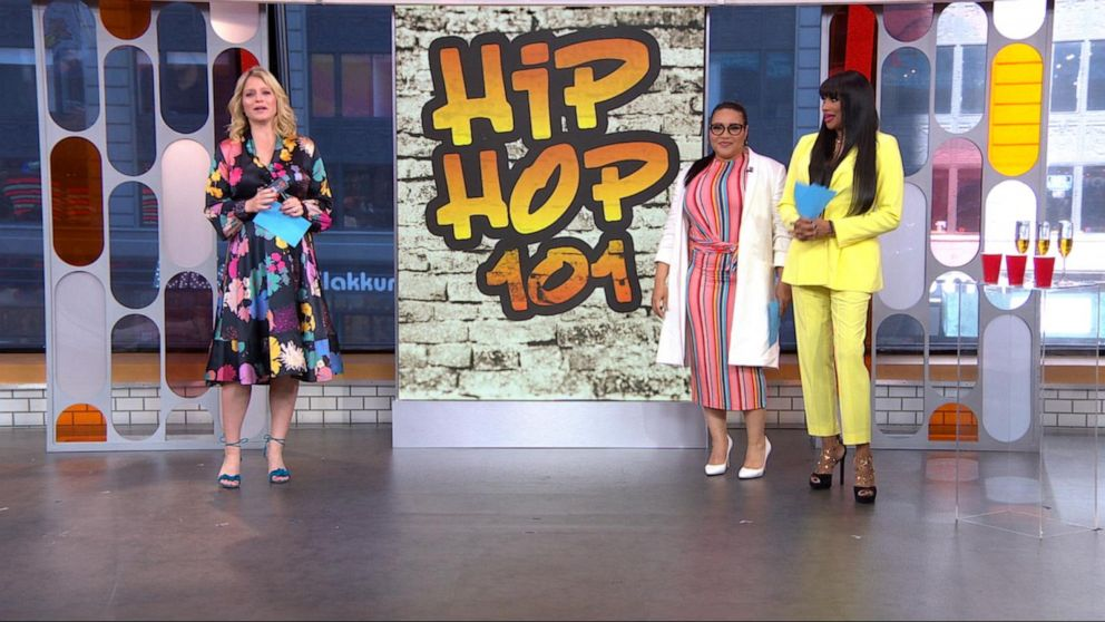 Salt-N-Pepa's Hip Hop 101 quiz