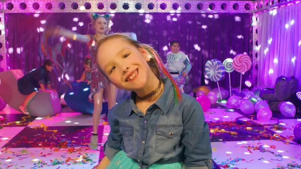 7-year-old gets wish to star in Kidz Bop music video that goes viral