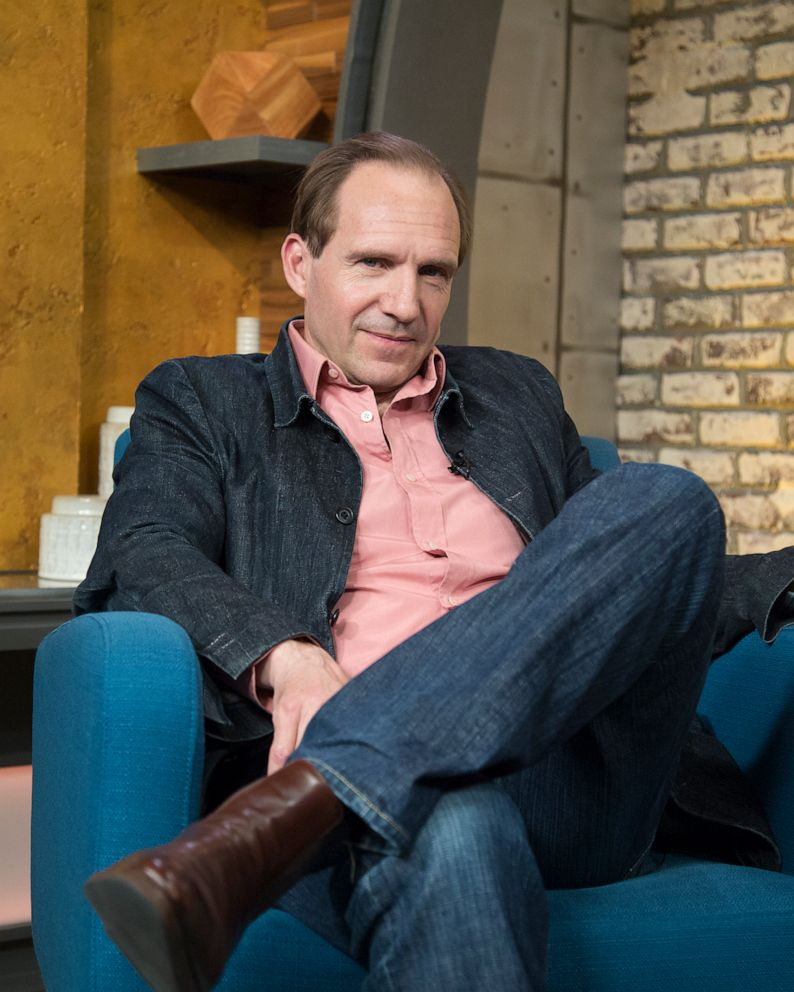 'The White Crow' director Ralph Fiennes on his new film