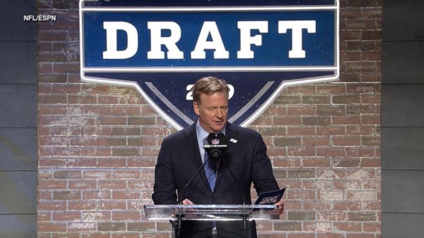 What were some of the big surprises from the first 3 rounds of the NFL draft?