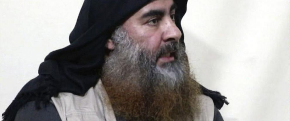 VIDEO: ISIS leader vows to keep fighting in new video message