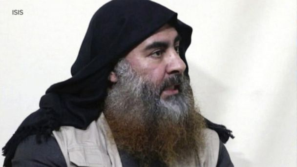 ISIS leader vows to keep fighting in new video message