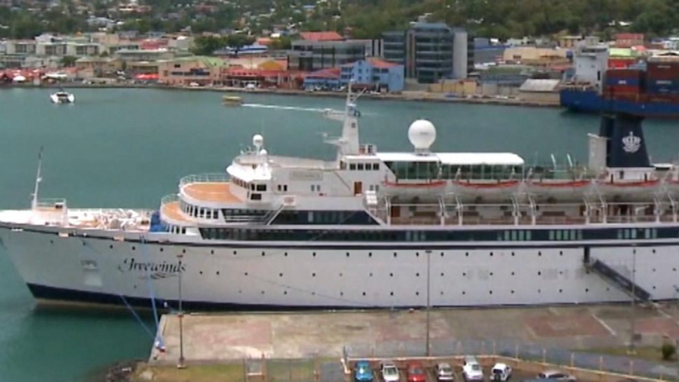 Church of Scientology ship with measles case on board still quarantined in Curacao as blood samples tested; measles patient now healthy