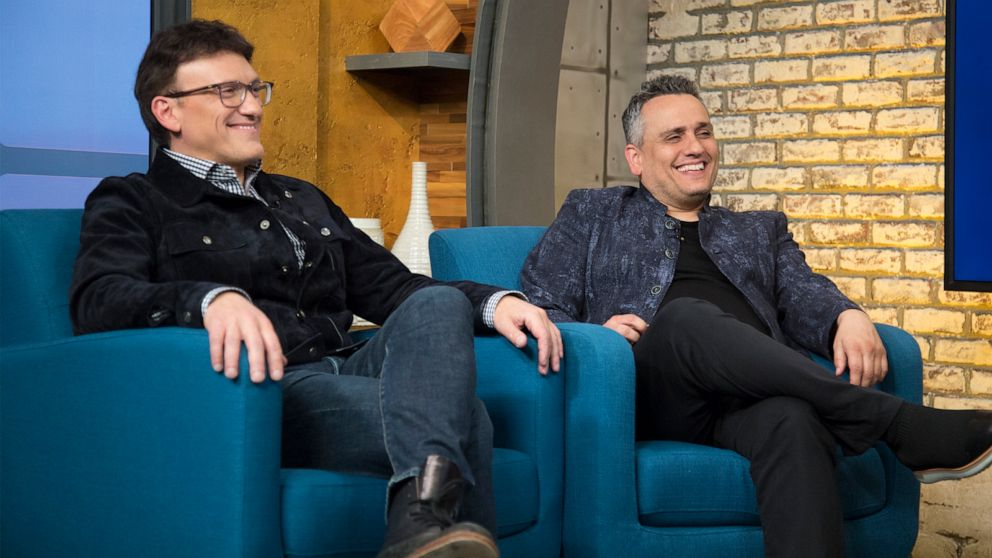 Russo brothers tell all about the making of 'Avengers: Endgame'