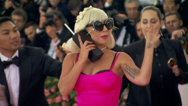 Lady Gaga's multiple outfits steal the spotlight at Met Gala