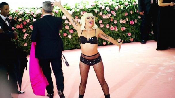 Stars take the camp theme to extremes at Met Gala