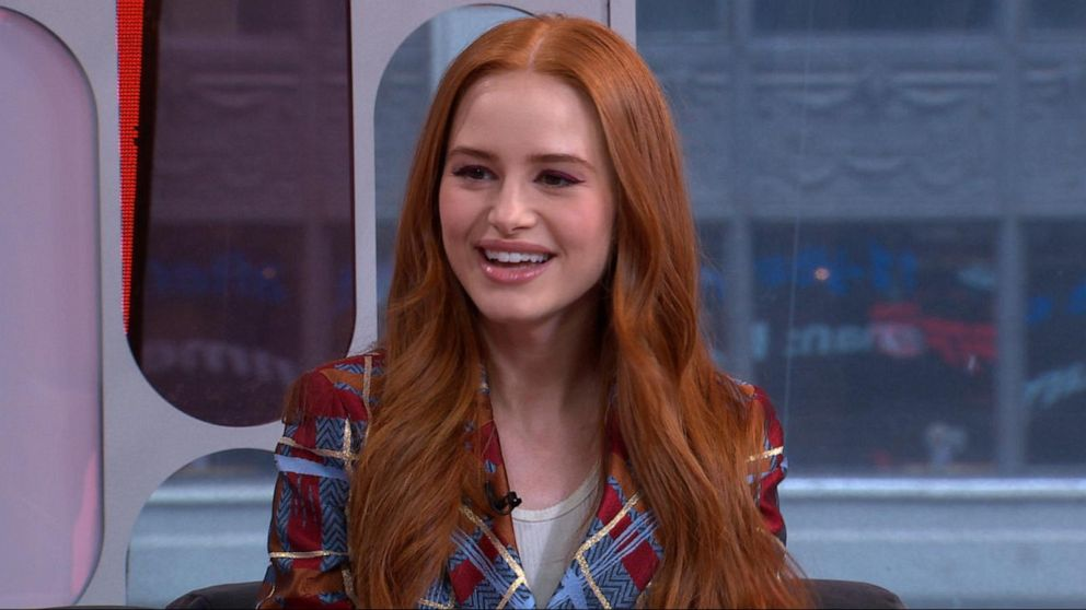 Madelaine Petsch On The Met Gala Youtube And Crying On