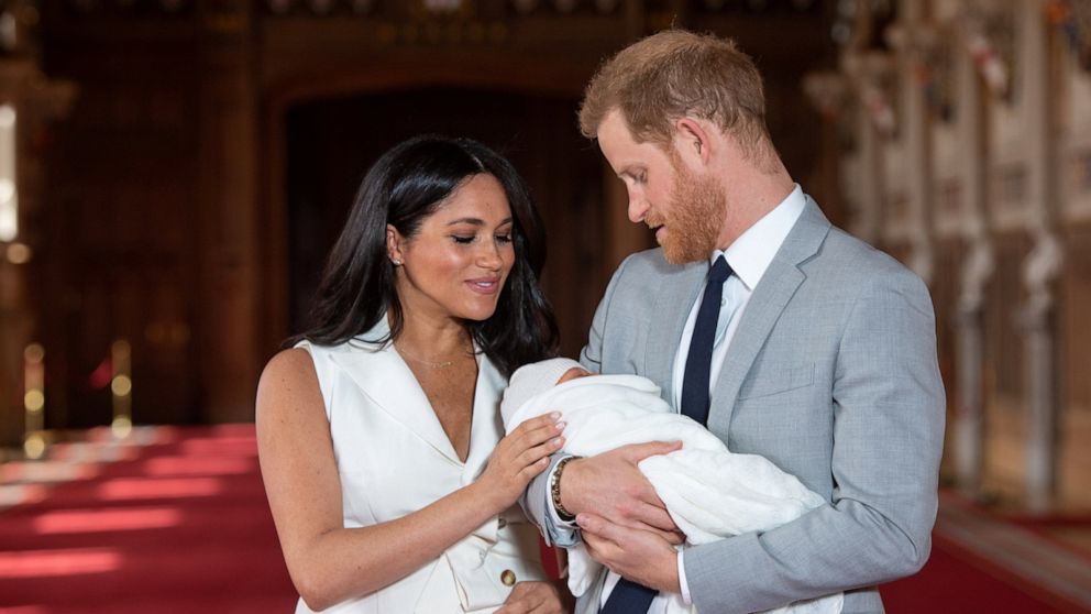 It's a boy! Everything you need to know about Prince Harry and Meghan Markle's son