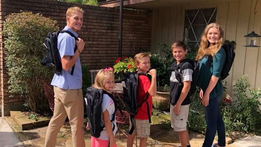 Teen sets goal to donate 1,000 bags for foster care kids in May, National Foster Care Month